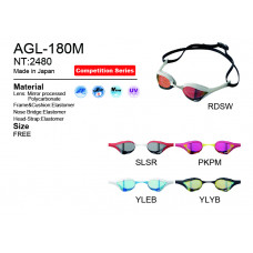 Arena 蛙鏡 泳鏡(鏡面) AGL180M