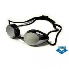 Arena 近視度數鏡面處理泳鏡 黑 AGL1900X-SLSK