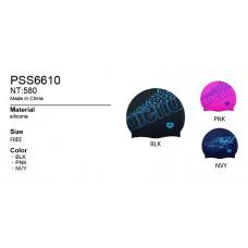 Arena 圖案矽膠泳帽 PSS6610