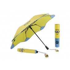 Blunt 保蘭特 XS Metro+UV 完全UV折傘(小小兵 授權限定2版)-小小兵黃 BLT-X02-MI