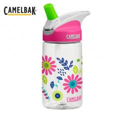 CAMELBAK 兒童吸管運動水瓶 400ML 可愛花朵 CB1274109040