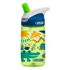 CAMELBAK 兒童吸管運動水瓶 400ML 歡樂叢林 CB1274302040