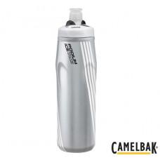 CAMELBAK ICE酷冰保冷噴射水瓶 620ml-銀 CB1302001062