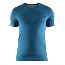 Craft Cool全天候短袖排汗衣(男)-藍綠 1904916-1657