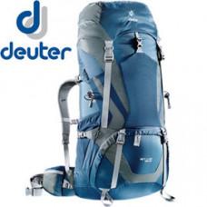 Deuter  德國 Act Lite 75+10L拔熱透氣背包 深藍DT-4340315-DN