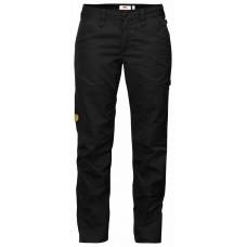 Fjallraven 小狐狸 女 BarentsPro Jeans長褲-黑 89579-550