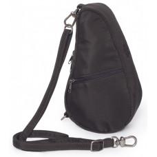 Healthy Back Bag 美國 TEFLON寶背隨身包-灰黑 HB7100-CV