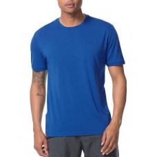 Icebreaker 頂極美麗諾羊毛 涼爽羊毛 男圓領短袖衣(JN150)-蔚藍 IB100898-406