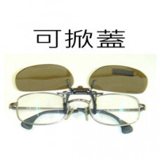 K2 POLARIS 太陽夾鏡 偏光鏡 適合近視族 直接配戴