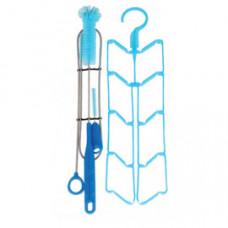 K2 SL多用途水袋清潔4件組 藍 K2-0117
