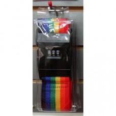 K2行李綁帶密碼鎖 LKOT-0230