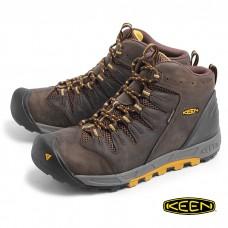 Keen 中筒防水鞋-咖啡 1007911