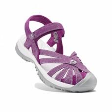 Keen Rose Sandal淑女皮涼鞋-紫 1016731