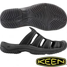 Keen Aruba II 男包指拖鞋-黑 1016792