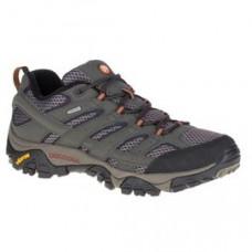 Merrell Moab2 男 GT寬楦低筒健行鞋-深灰 ML06039W