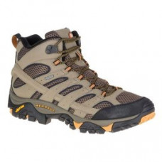 Merrell Moab2 男 GT寬楦中筒健行鞋-棕 ML06057W