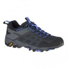 Merrell Moab FST2 女 GT低筒健行鞋-黑/紫 ML77426