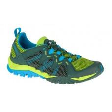 Merrell Tetrex Rapid Crest 男水路鞋-綠/藍 ML12859