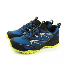 Merrell CAPRA BOLT 男GT低筒健行鞋-亮藍/黃 ML37421