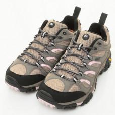 Merrell MOAB 女GT低統鞋-灰褐/粉 ML65316