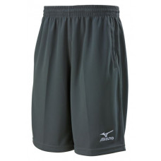 MIZUNO 美津濃 針織短褲(基本)-灰/黑/丈青 32TB6003