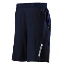 MIZUNO 美津濃 平織短褲 深藍/黑 32TB705413