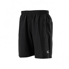 MIZUNO 美津濃 平織短褲(基本/25cm)-黑/深藍 32TB7059