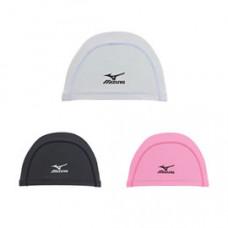 MIZUNO 美津濃 雙層矽膠泳帽  N2GW406201白/N2GW406209黑/N2GW406264粉紅
