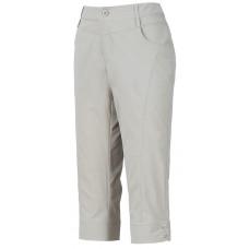 Mountneer 山林 女 透氣抗UV七分褲-米白 11S62-03