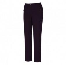 Mountneer 山林 女 輕量防風Softshell小直筒褲-暗紫 22S30-92