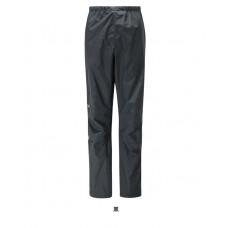Rab Downpour 女 高透氣防水褲-黑 QWF-64