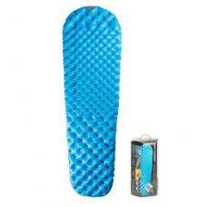Sea to Summit 舒適Plus系列睡墊標準版-R ( 含維修備品) 藍 AMCLR