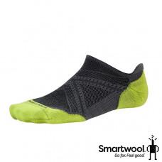 Smart Wool 美國 男 PhD輕量菁英減震型跑步踝襪-三色 SW0SW167