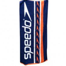 Speedo  毛巾 藍/白 83ZT-50014