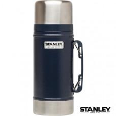Stanley 經典真空保溫食物杯 0.7L-錘紋藍 1001229-002