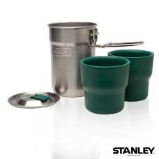 Stanley 冒險系列露營鍋組 0.7L-不鏽鋼 1001290-008