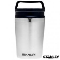 Stanley 冒險系列真空保溫馬克杯 0.24L-不鏽鋼原色 1002887-001