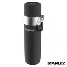 Stanley 大師系列真空保溫瓶 0.65L-黑 1003105-001