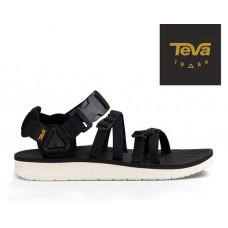 Teva Alp Premier女超輕量時尚休閒涼鞋-黑 TV1015182BLK
