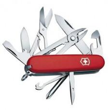 Victorinox DeluxeTinker 瑞士刀17用-紅 1.4723