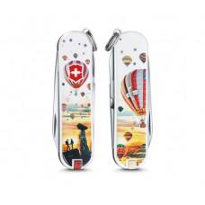 Victorinox 七用瑞士刀 2018年度設計小刀 贈瑞士維氏吊飾-Cappadocia(土耳其) 0.6223.L1804