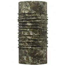 Buff 西班牙 Coolmax 95%防曬抗UV頭巾 釣魚+驅蟲系列 枯葉迷彩 BF111623-846