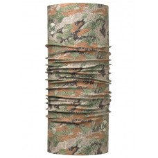 Buff 西班牙 Coolmax 95%防曬抗UV頭巾 野性木紋 BF113626-844
