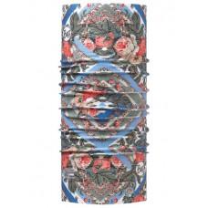 Buff 西班牙 Coolmax 95%防曬抗UV頭巾 薔薇花園 BF113629-555