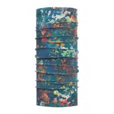 Buff 西班牙 Coolmax 95%防曬抗UV頭巾 水光迷彩 BF117012-789
