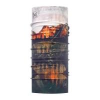 Buff 西班牙 Coolmax 95%防曬抗UV頭巾 暮光湖景 BF117020-555