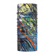 Buff 西班牙 Coolmax 95%防曬抗UV頭巾 都會叢林 BF117031-555