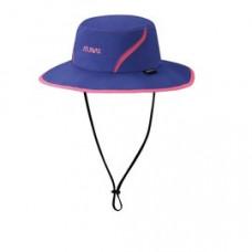 ATUNAS 歐都納 GORE-TEX圓盤帽-藍紫/粉邊 A-A1713-PB