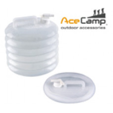 AceCamp 10L 壓縮水桶 (242g) 白FA01733