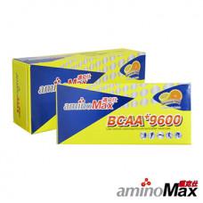 AminoMax 邁克仕 BCAA+9600mg胺基酸沖泡式飲品 20g*5包 A045